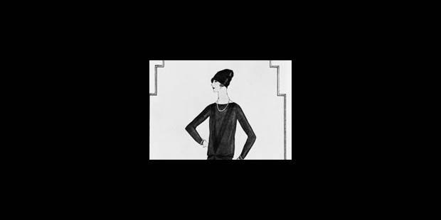 Noirs dess(e)ins de mode - La Libre