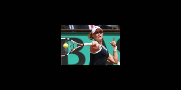 Après Henin, Stosur sort Serena Williams