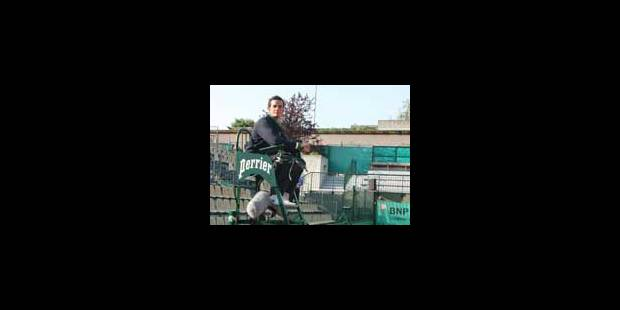 Le seul arbitre belge à Paris - La Libre