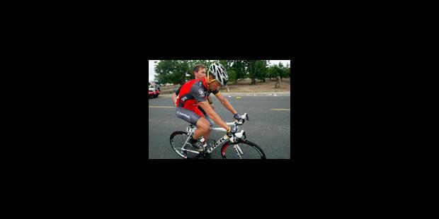 Tour du Luxembourg: Lance Armstrong à la relance - La Libre