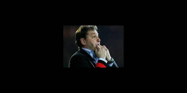 Mathijssen, le nouvel entraîneur de Charleroi - La Libre