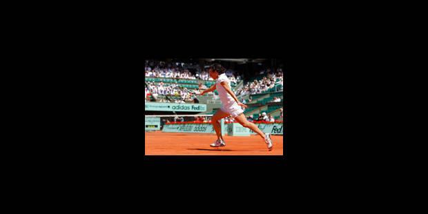 Roland Garros: Schiavone en finale sur abandon de Dementieva - La Libre