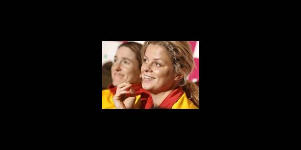 Plus de 30.000 places déjà vendues pour Henin-Clijsters - La Libre