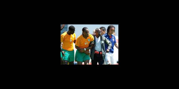 Didier Drogba incertain pour le Mondial - La Libre