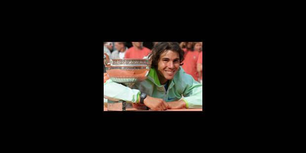 Rafael Nadal nouveau N.1 mondial à l'ATP - La Libre