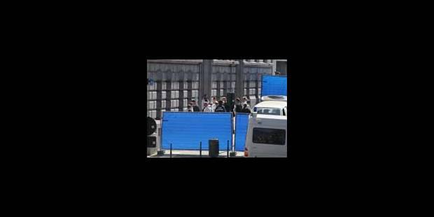 Fusillade: le suspect interpellé en aveux - La Libre