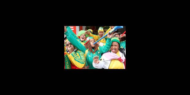 Coup d'envoi de la Coupe du Monde