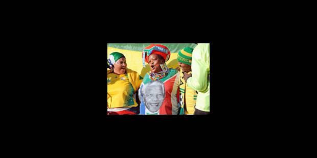 L'esprit de Mandela, à défaut du corps - La Libre
