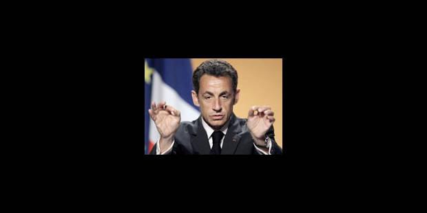 Le rachat du Monde prend un tour politique avec une intervention de Sarkozy - La Libre