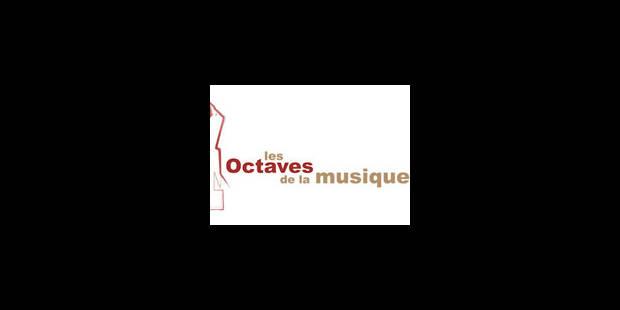 """""""My little cheap dictaphone"""" remporte l'Octave du meilleur artiste de l'année - La Libre"""