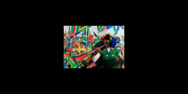 Le débat sur les vuvuzelas n'en finit pas - La Libre