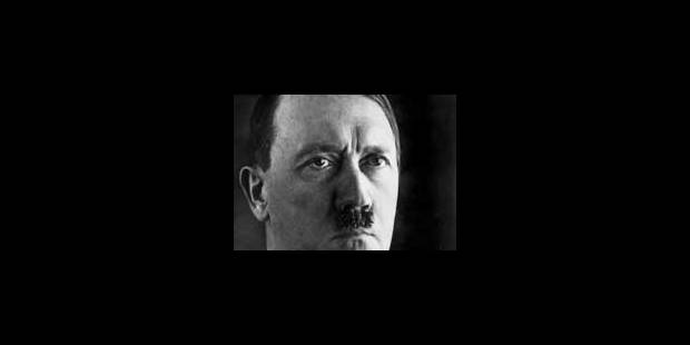 L'Inde va faire un film bollywood sur Hitler - La Libre
