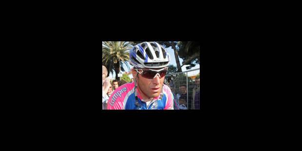 Tour de Suisse - 4e étape: chute collective, Petacchi gagne