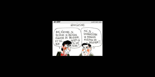 Aux partis francophones - La Libre