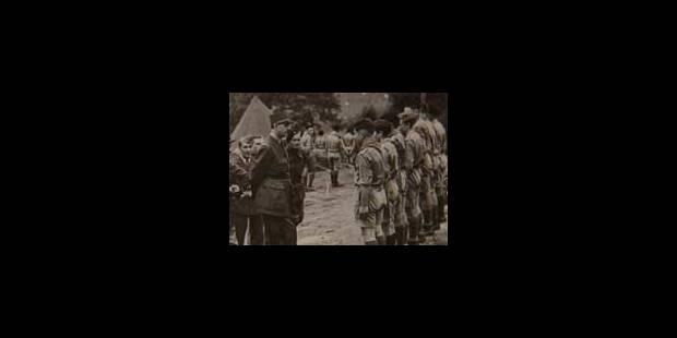 La Force publique, une saga belge et - sur tout - congolaise - La Libre