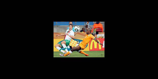 Portugal et Côte d'Ivoire ne se départagent pas (0-0) - La Libre