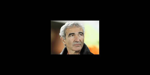 """Mondial - Domenech: """"Faut pas rêver"""""""