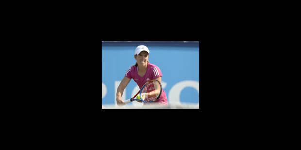 """Justine Henin: """"Gagner Wimbledon n'est pour l'instant qu'un rêve"""" - La Libre"""
