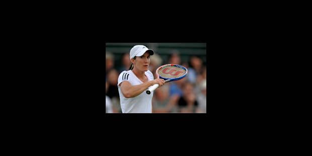 Henin, Flipkens et Wickmayer rejoignent Clijsters au 2ème tour à Wimbledon - La Libre