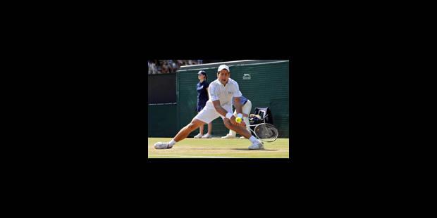 Wimbledon: Djokovic remporte le choc masculin - La Libre