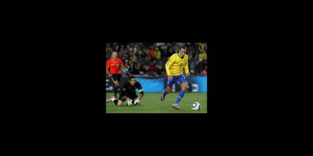 Le Brésil, sans forcer