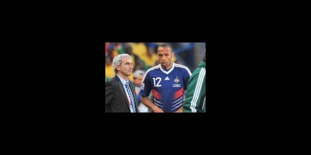 La FIFA met en garde la France contre toute ingérence gouvernementale - La Libre