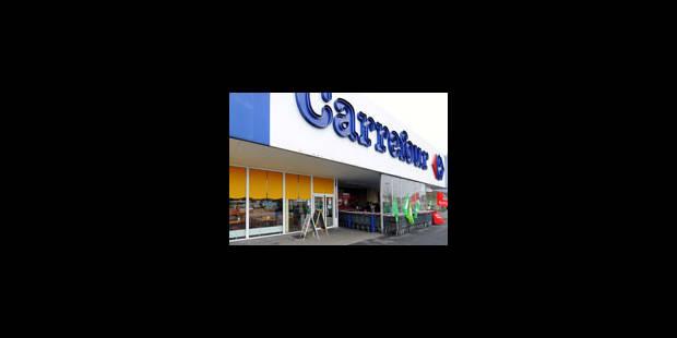Carrefour: les magasins condamnés fermeront le 31 juillet prochain - La Libre