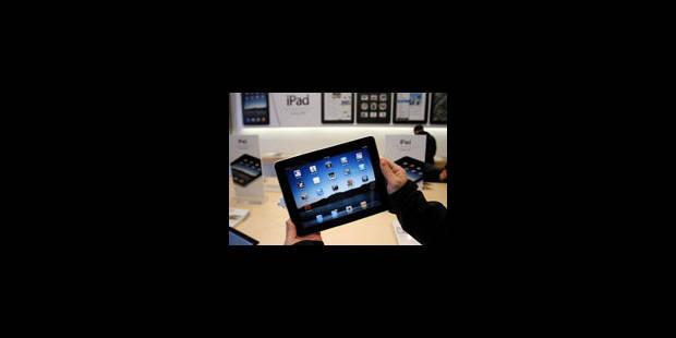L'écosystème Apple accouche de l'iPad - La Libre