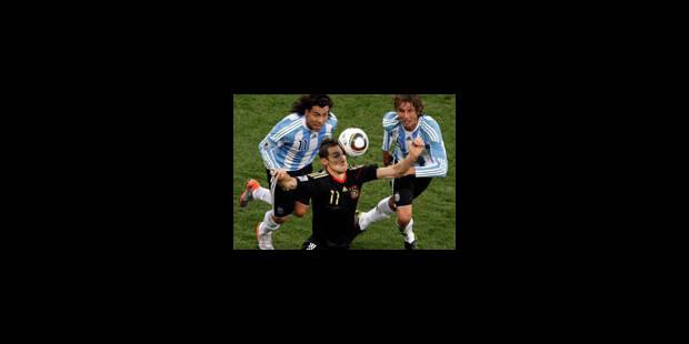 Miroslav Klose, la Coupe plutôt qu'un record - La Libre
