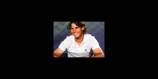 Nadal sur le toit du monde, Federer 3e, Malisse remonte encore - La Libre