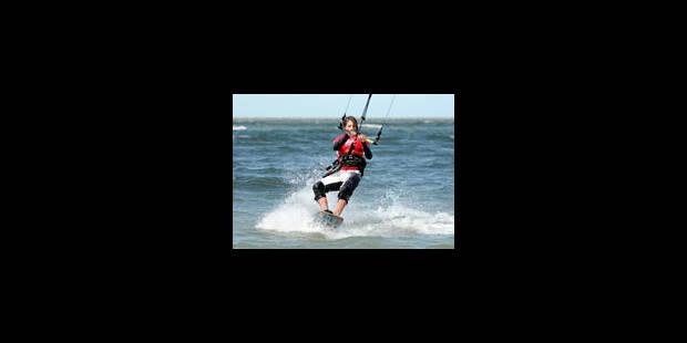 Des règles plus strictes pour le kitesurf - La Libre