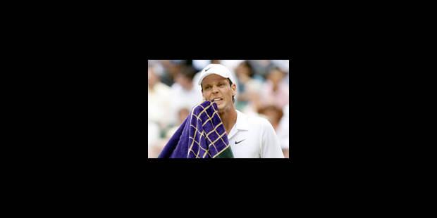 Wimbledon: Rafael Nadal rejoint Tomas Berdych en finale - La Libre