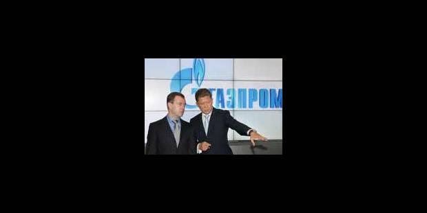 Gazprom numéro un mondial en termes de bénéfices en 2009 - La Libre