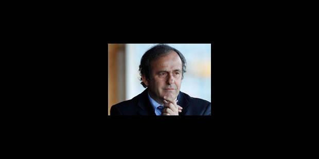 Michel Platini est sorti de l'hôpital samedi matin - La Libre