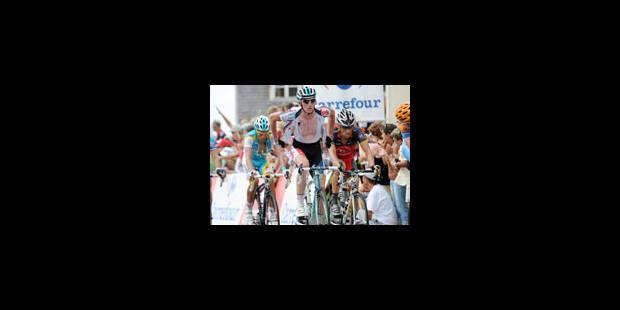Jurgen Van den Broeck, le petit Belge qui grimpe - La Libre