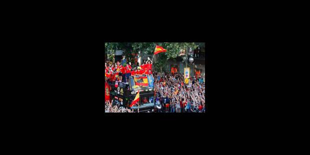 La fin du cycle espagnol ? - La Libre