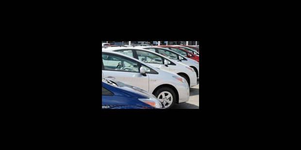 Baisse du prix des voitures de 0,5% en 2009 - La Libre