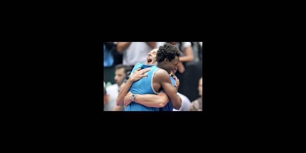 Coupe Davis : la France toute proche de l'exploit face à l'Espagne - La Libre
