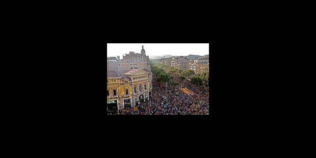 """Les Catalans sont """"une nation"""""""