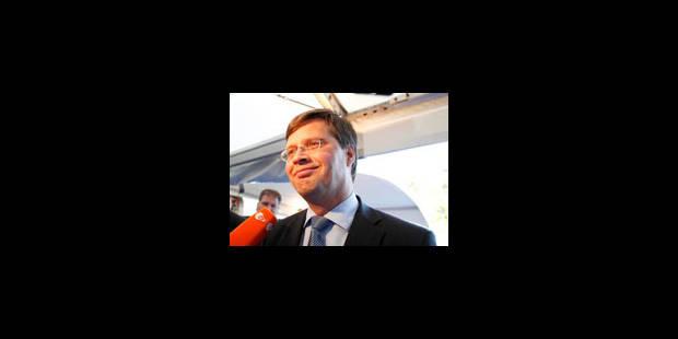 """M. Balkenende : """"les Pays-Bas sont fiers des Oranje"""""""