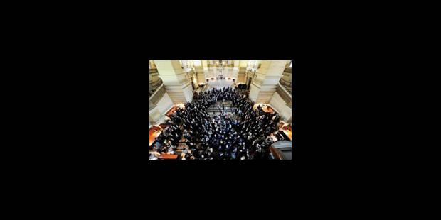 Le tribunal correctionnel de Bruxelles en chômage technique - La Libre