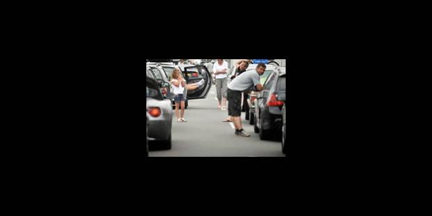 Des bouchons inévitables sur les routes le WE du 23 juillet - La Libre
