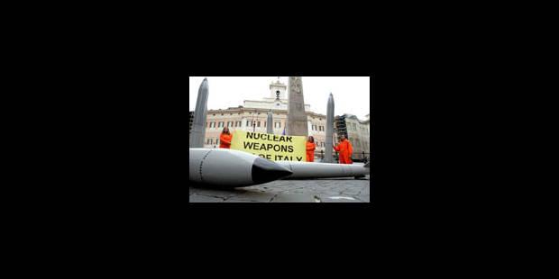 Prolonger la vie des bombes nucléaires B-61: 4 milliards de $