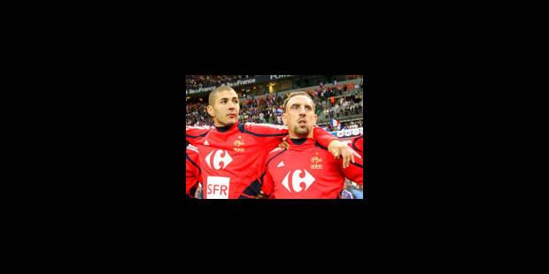 Frank Ribéry et Karim Benzema mis en examen - La Libre