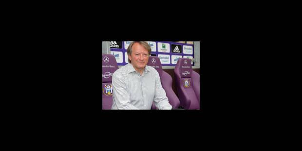 Anderlecht affrontera La Gantoise vendredi en Supercoupe - La Libre