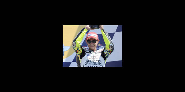 Jorge Lorenzo remporte le GP des Etats-Unis de MotoGP - La Libre