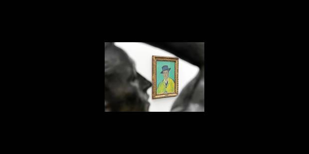 Vincent Van Gogh est surtout célèbre pour son oreille coupée - La Libre