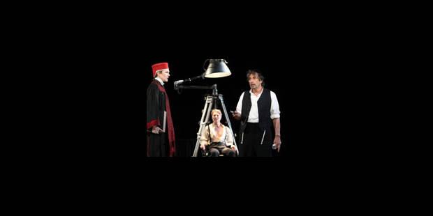 Al Pacino brûle les planches - La Libre