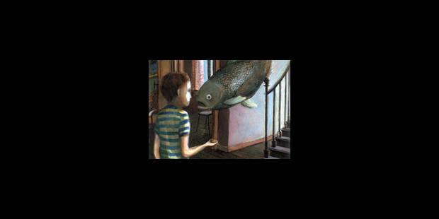 Le rêve fantastique du poisson - La Libre