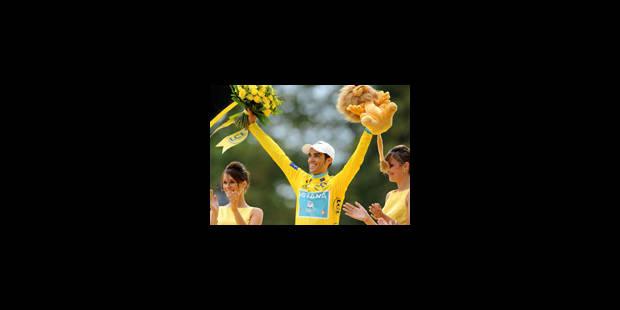 L'espagnol Alberto Contador quittera l'équipe Astana - La Libre